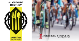 Morris King & Hodge 35th Annual All You Can Eat Century Ride