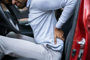 Back Pain after Car Accident